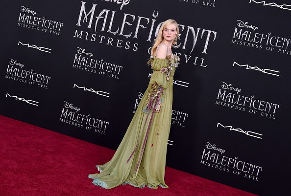 Angelina Jolie se apoderó de la alfombra roja de 'Maleficent: Mistress of Evil' Maleficent-007