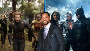 Marvel y DCEU quieren a Will Smith