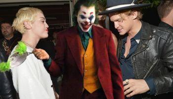 Miley Cyrus y Cody Simpson confirmaron romance como Jokers