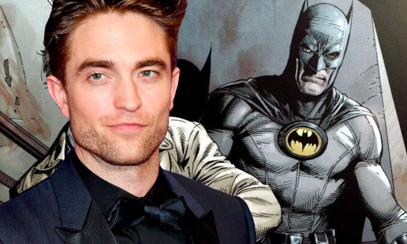 Robert Pattinson como Batman Earth One
