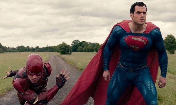 ¿Marvel cuenta con un superhéroe tan rápido como Flash? Runner-y-Quicksilver-no-le-pueden-ganar-a-Flash-600x360