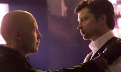 Reencuentro de los protagonistas de 'Smallville'