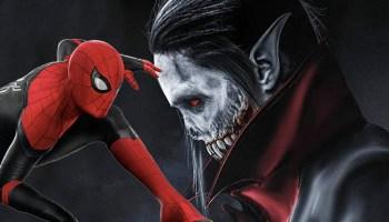 Jonah Jameson en la película de Morbius