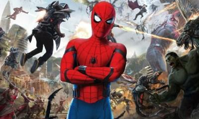 Spiderman ya no saldría en Avengers 5