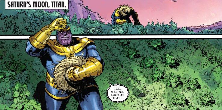 Tras el chasquido, Thanos sí tuvo un final feliz, aseguró Marvel Thanos-s%C3%AD-tuvo-un-final-feliz-1