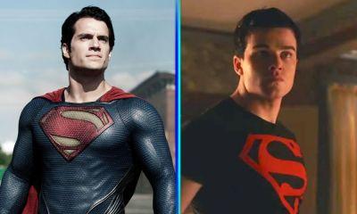'Titans' compara a Superboy con Superman de Zack Snyder