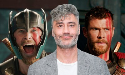 así iba a ser Thor antes de Waititi