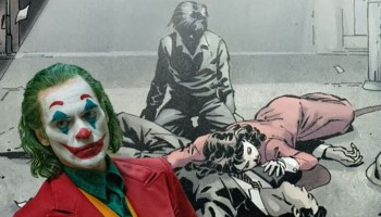 relación entre Joker y el origen de Batman