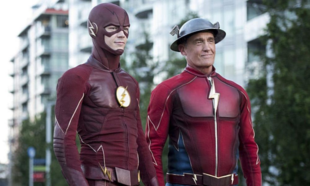 Jay Garrick regresa a 'The Flash'
