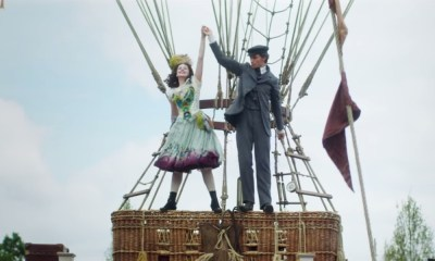 primer trailer de 'The Aeronauts'