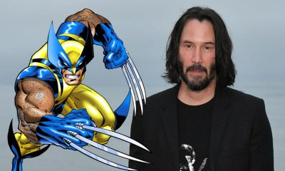 cómo se vería Keanu Reeves como Wolverine