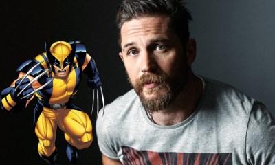 Tom Hardy reemplaza a Hugh Jackman como Wolverine