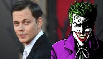 Bill Skarsgard como Joker
