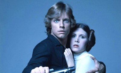 Mark Hamill le dedica mensaje a Carrie Fisher
