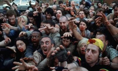 ranking de películas de Zombies