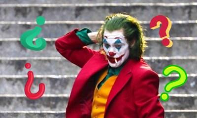 dudas que nos dejó 'Joker'