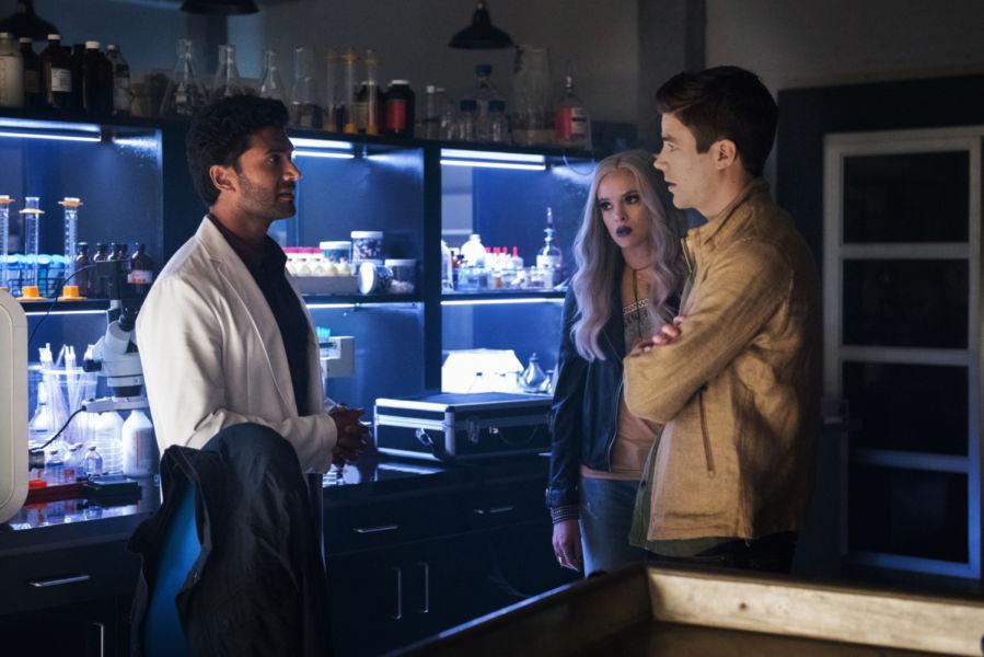 Lanzan las últimas fotos antes de la muerte de Barry en 'The Flash' fotos-antes-de-la-muerte-de-barry-en-the-flash-5