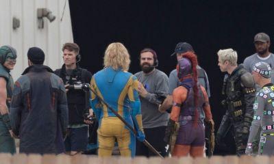 fotos desde el set de 'The Suicide Squad'