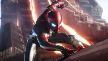 habilidades del traje de iron spider