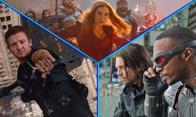 Iniciaron las grabaciones de Falcon and The Winter Soldier