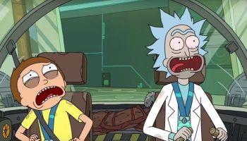 nuevo trailer de 'Rick and Morty'