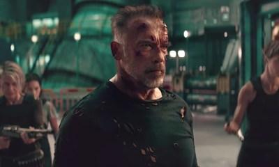Nuevo trailer de 'Terminator: Dark Fate'