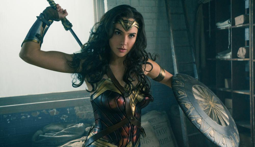 escena eliminada de 'Wonder Woman'