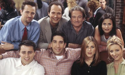 Cameo de Robin Williams en 'Friends'