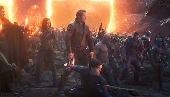 Captain Marvel no peleaba con Thanos en 'Avengers Endgame'