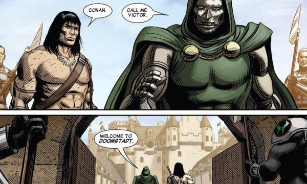 Conan y Doctor Doom podrían llegar juntos al MCU Conan-y-Doctor-Doom-llegan-al-MCU-600x360