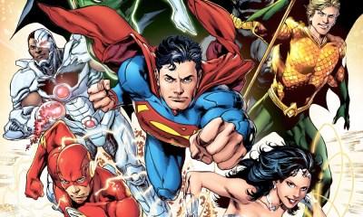 Justice League en 'Smallville'