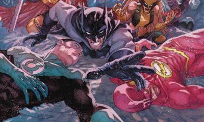 Justice League fue derrotada por Lex Luthor