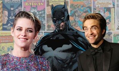 Kristen Stewart quiere escuchar a Pattinson como Batman