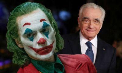 Martin Scorsese no dirigió 'Joker' por falta de tiempo