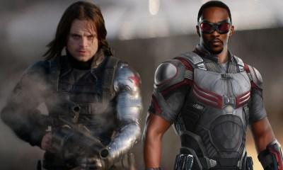 Nuevos trajes de Falcon y Winter Soldier