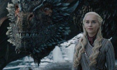 Qué hizo Drogon con el cuerpo de Daenerys