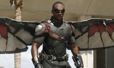 Anthony Mackie habló de su experiencia con Marvel