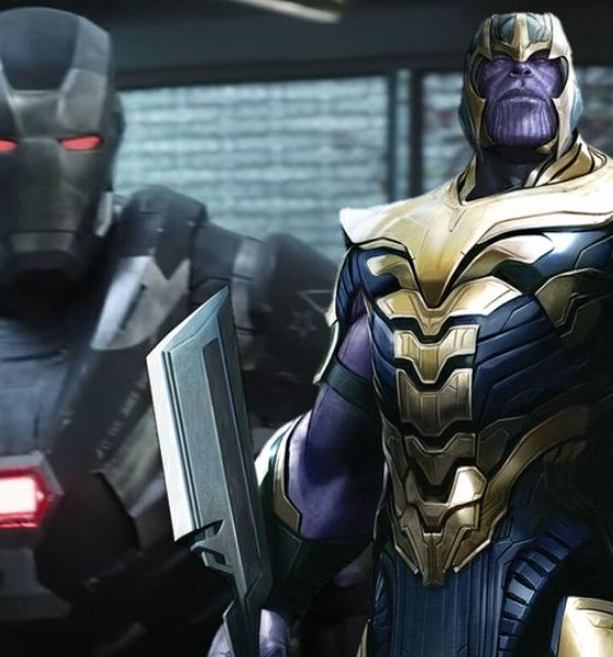 War Machine no podría acabar con baby Thanos