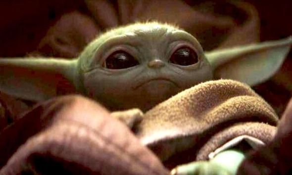 baby yoda reemplaza a simba