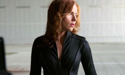 nuevo traje de Black Widow