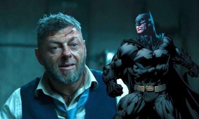 Andy Serkis se une al cast de 'The Batman'