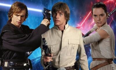 cómo ver las películas de 'Star Wars'.