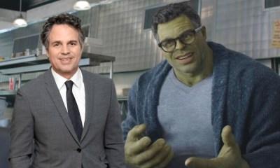 Mark Ruffalo habló sobre Hulk