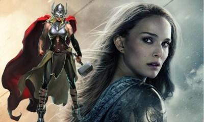 'Avengers: Endgame' explica a Jane Foster como Thor