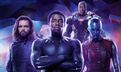 escena de Black Panther eliminada en 'Endgame'