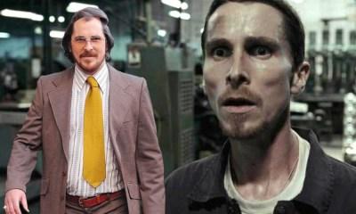 cambios físicos de Christian Bale