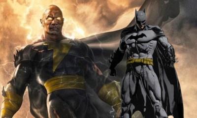 Aparecerá Batman en 'Black Adam'