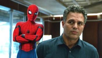 Mark Ruffalo no veía al MCU sin Spider-Man