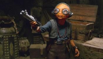 Lupita Nyong'o habló sobre 'The Rise of Skywalker'