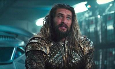 """Aquaman y Vulko en el """"Snyder Cut"""""""